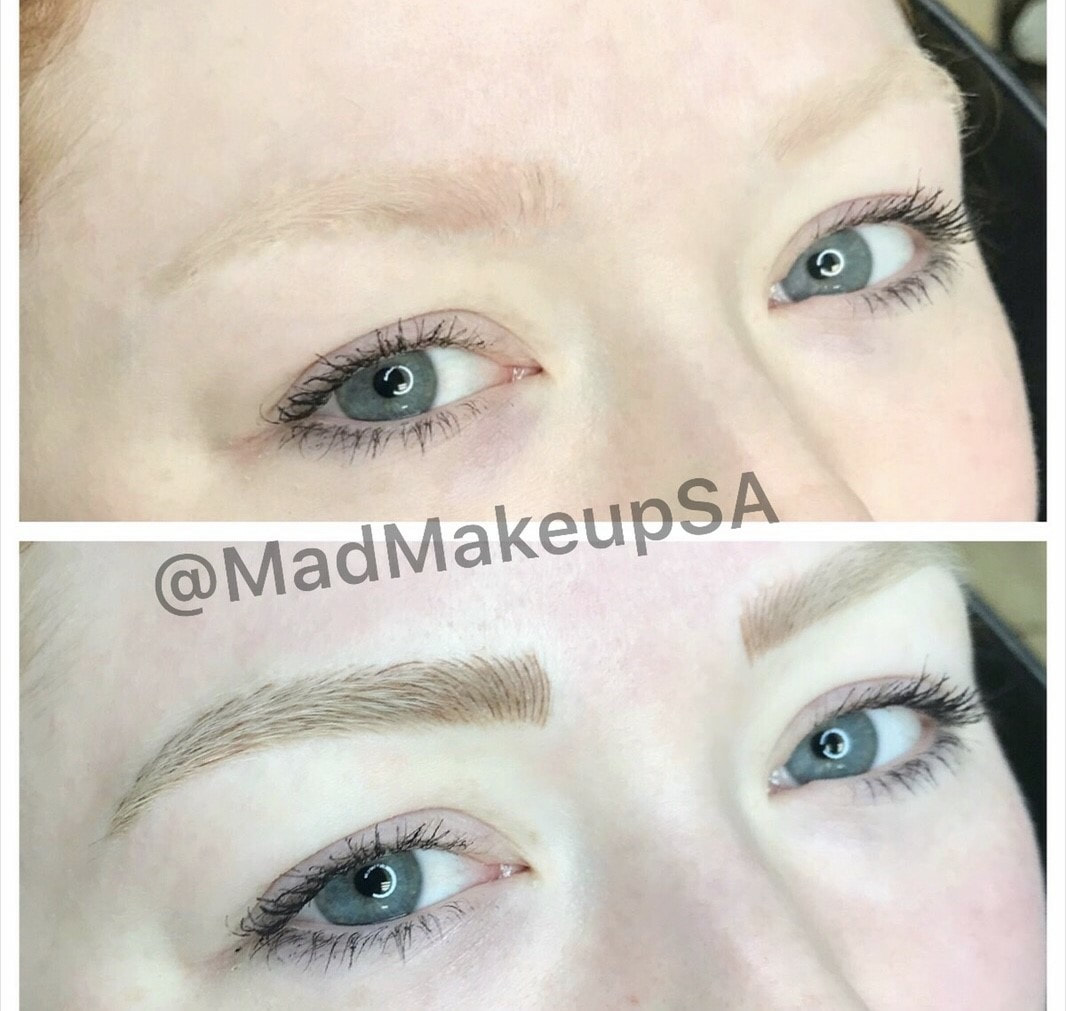 Mad Makeup Microblading Tattoo